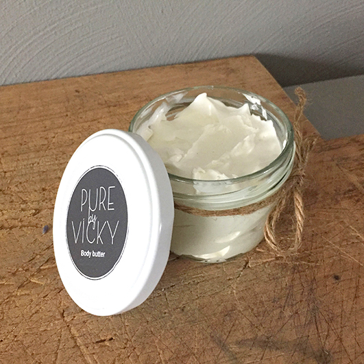 body butter - natuurlijke-biologische-vegan-ambachtelijk vk