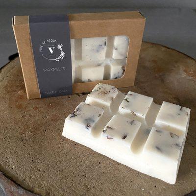 Wax melts natuurlijke was handgemaakt ambachtelijk-Wax melts take it easy